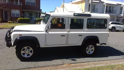 Land Rover Defender Td5 Marks Point Lake Macquarie Area Preview