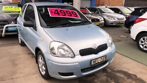 2003 Toyota Echo ! Serviced & Inspected ! Like New !  Granville Parramatta Area Preview