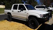 2003 Toyota Hilux Ute Wembley Downs Stirling Area Preview