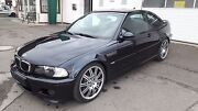 BMW M3 Coupe Handschalter