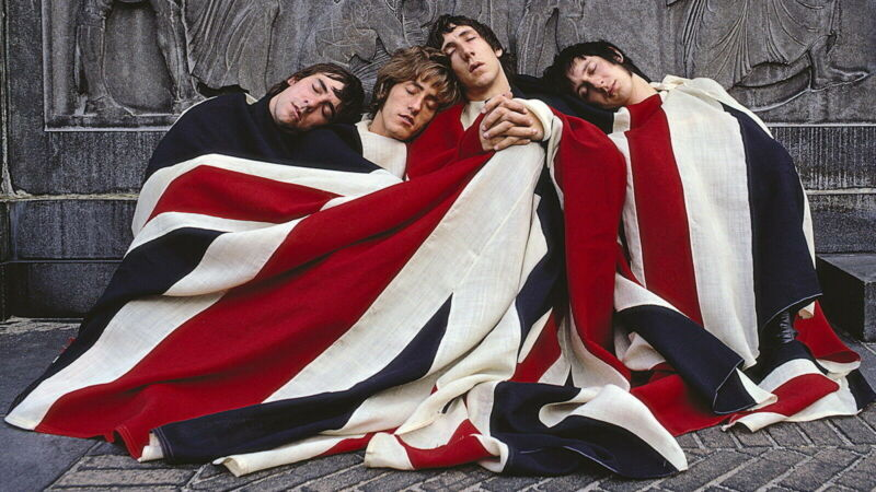 THE WHO BAND 8X10 GLOSSY PHOTO PICTURE IMAGE #2
