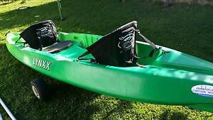 Kayak made by Australis. Tranmere Campbelltown Area Preview
