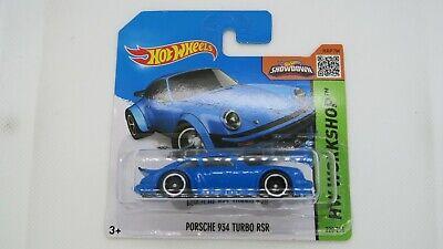 Hot Wheels - Porsche 934 Turbo RSR (HW Workshop) *BRAND NEW*
