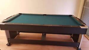 Dual Air Hockey / Pool Table -- Rotating Table Henley Beach South Charles Sturt Area Preview
