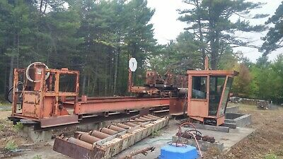 This Listing Is For A 1985 Lane Manual Sawmill. In Working Condition.
