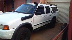 2000 courier turbo diesel 4wd $5000 neg Whyalla Stuart Whyalla Area Preview