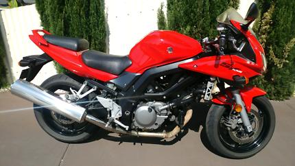 Sporty sv650s