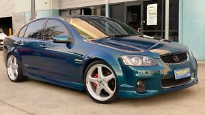2011 HOLDEN COMMODORE VEII SSV 6.0L 6SPD MANUAL RARE CHLOROPHYLL FINANCE AVAILABLE -TRADE INS OK!!