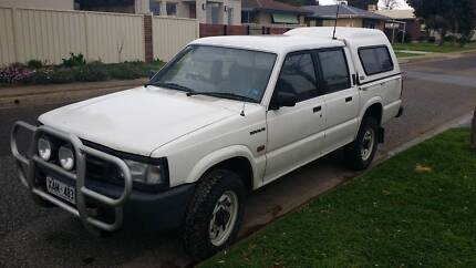 1997 Mazda B2600 Ute bravo swap/sell text only Seaford Meadows Morphett Vale Area Preview