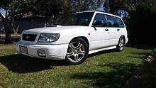 1999 Subaru Forester Wagon Para Hills West Salisbury Area Preview