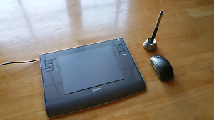 Wacom Intuos3 tablet Perth Perth City Area Preview