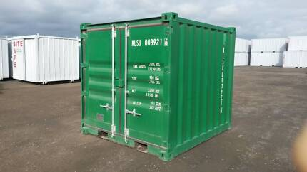 8' Shipping Container NEW Ideal shed or storage unit Derrimut Brimbank Area Preview