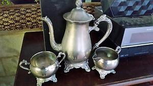 Silver tea set Wellard Kwinana Area Preview