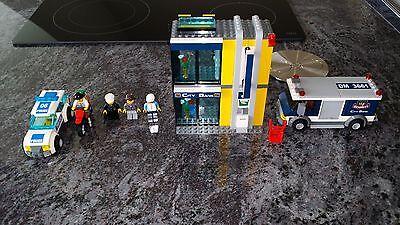 LEGO 3661 Bank & Money Transfer + building instructions (Bank & Geldtransport) tweedehands  verschepen naar Netherlands