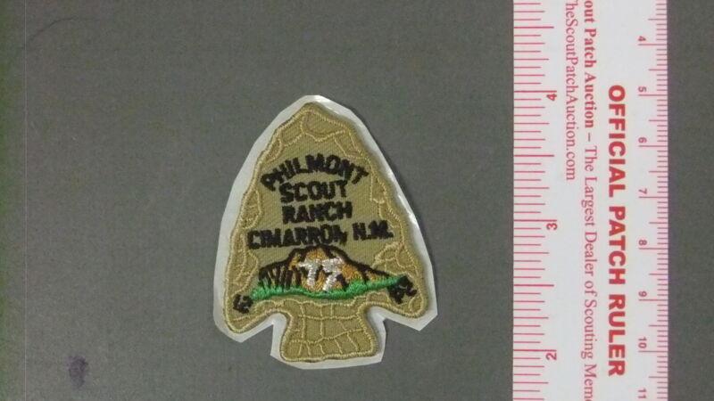 Boy Scout Philmont 75th Arrowhead Mini 5026HH