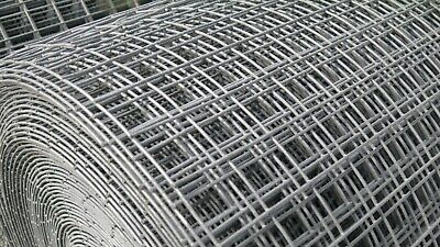 Pre-Galv Welded Wire Mesh Fencing 36