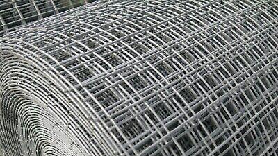 Galvanised Welded Wire Mesh Fencing 36