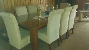 9 PIECE DINING SUITE Padstow Heights Bankstown Area Preview