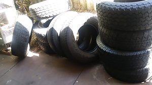 4x4 free tyres Perth Perth City Area Preview