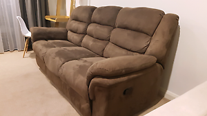 Sofa recliner excellent condition Como South Perth Area Preview