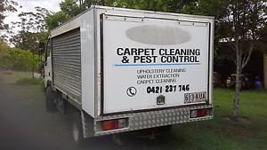 Carpet Cleaning on Sunshine Coast