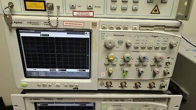 Hp Hewlett Packard 54825a Infinium Oscilloscope 500mhz 2gsas