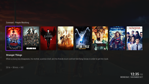 Amazon Fire TV Stick 2 (2016). FREE EXPRESS DELIVERY. KODI 17.6