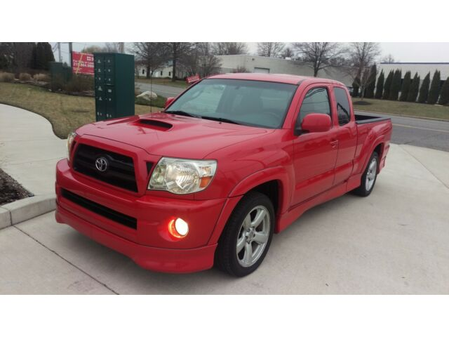 2006 toyota tacoma access x runner 6 speed manual no reserve used toyota tacoma for sale in. Black Bedroom Furniture Sets. Home Design Ideas