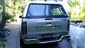 Toyota hilux SR5 4x4 duel cab ute auto Thirroul Wollongong Area Preview