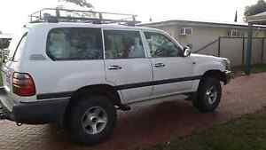 98 landcruiser 105 series gxl 4.2lt diesel Brookton Brookton Area Preview