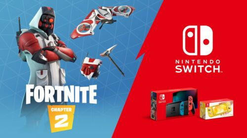 Fortnite Double Helix bundle code / Send in 30 minutes / No need nintendo switch