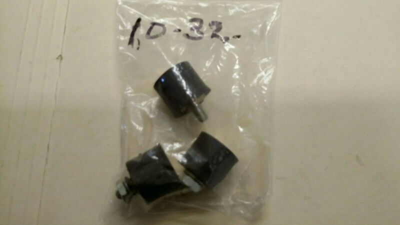 10-32 Threaded Rubber Isolation standoff