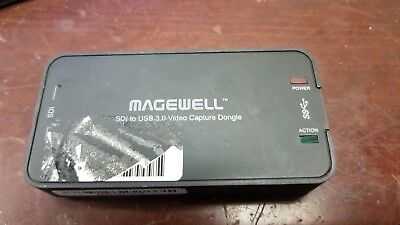 Magewell XI100DUSB SDI to USB 3.0 Video Capture Dongle