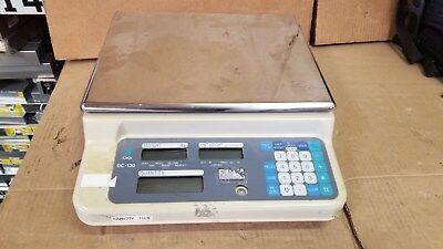 Digi-matex Dc-130 15 Pound Digital Counting Scale