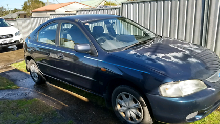 1997 Ford Laser  Low Km's