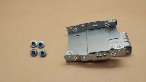 HP ELITEDESK 800 G1 HARD DRIVE CADDY BRACKET + 4 MOUNTING SCREWS