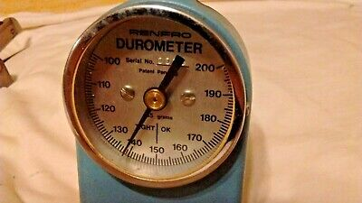 Ptc Model Durometer