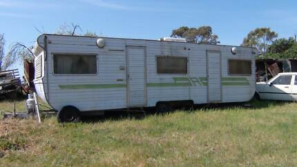 wanted old caravans removal of old vans damage Gawler Gawler Area Preview