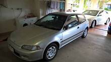 1994 Honda Civic Hatchback with current rwc Annandale Townsville City Preview