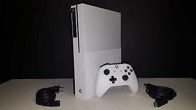 Microsoft Xbox One S 500gb White Console & accessories!