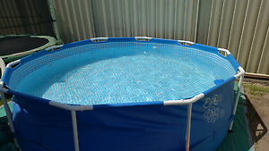 10ft (305cm) Above Ground Pool Algester Brisbane South West Preview
