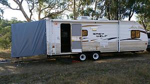 Toy Hauler Caravans Amp Campervans Gumtree Australia