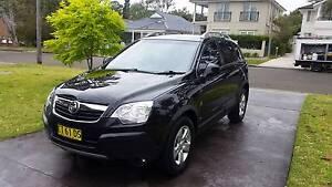 2010 Holden Captiva Wagon Cronulla Sutherland Area Preview