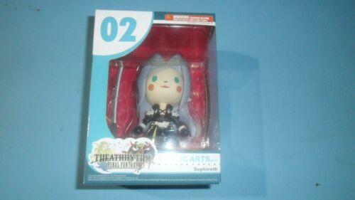 Final Fantasy Theatrhythm Static Arts Sephiroth New Sealed free shipping