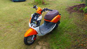 Unlicensed SYM mio50 50cc Wanneroo Wanneroo Area Preview