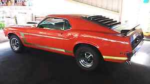 Ford Mustang 69 fastback Redbank Plains Ipswich City Preview