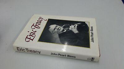 Eric Treacy, Binns, John S.Peart-, Ian Allan, 1980, Hardcover
