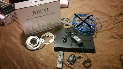 Bundle Supernet DVR cctv surveillance security camera