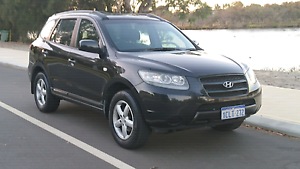 2007 Hyundai santa fe CRDI 4x4 Ascot Belmont Area Preview