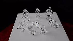 Swarovski Crystal Dogs - See Prices in Description Gungahlin Gungahlin Area Preview
